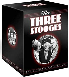 The Three Stooges: The Ultimate Collection (B006WN5W5M)   Amazon price tracker / tracking, Amazon price history charts, Amazon price watches, Amazon price drop alerts