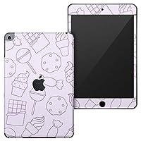 igsticker iPad mini 4 (2015) 5 (2019) 専用 全面スキンシール apple アップル アイパッド 第4世代 第5世代 A1538 A1550 A2124 A2126 A2133 シール フル ステッカー 保護シール 050764