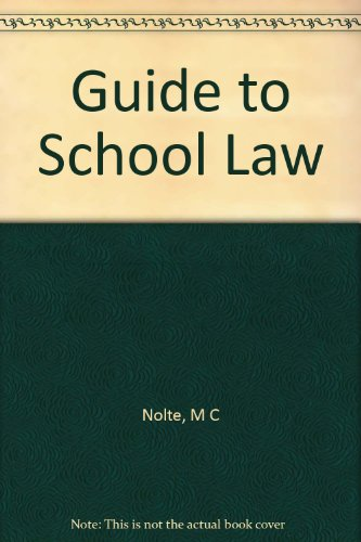 Guide To School Law