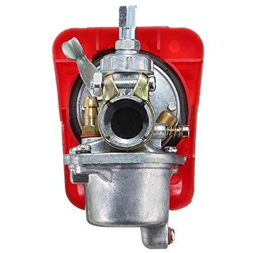 QIUXIANG Carburador 50cc / 60cc / 66cc / 80cc 2 Stroke Engine Motor motorizado for Bicicleta