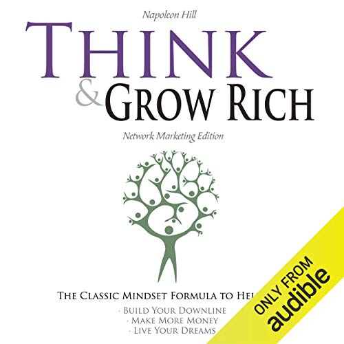 Think and Grow Rich - Network Marketing Edition cover art