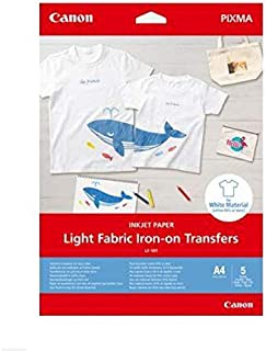 CANON LF-101 A4 EUR Light Fabric Iron-ON