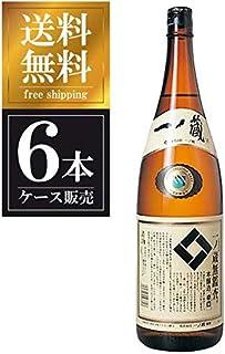 一ノ蔵無鑑査本醸造 辛口1800ml 6本 (段ボール箱入り)