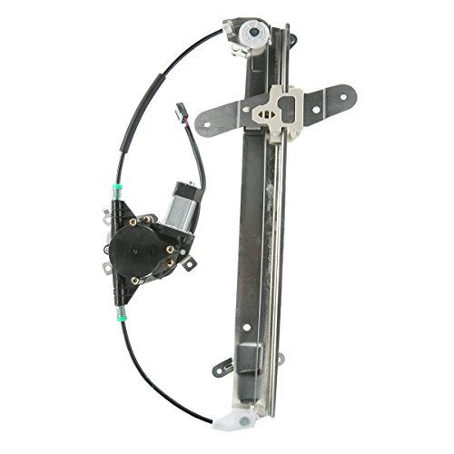 A-Premium Power Window Regulator with Motor Replacement for Lincoln Town Car 1998-2011 Front Left Driver Side