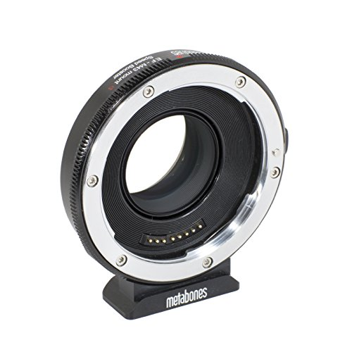Metabones Canon EF Lens to Micro Four Thirds Speed Booster (S' Version)