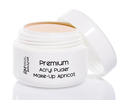 20g Acryl Puder Apricot Make Up Cover Camouflage in Studio Qualität