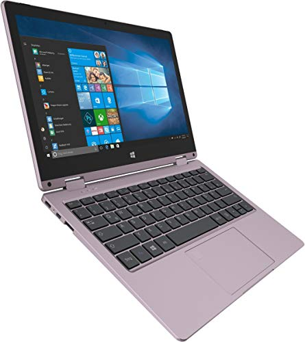TREKSTOR Primebook C11B-CO Rose 29,5cm (11,62) 4GB 64GB Win 10