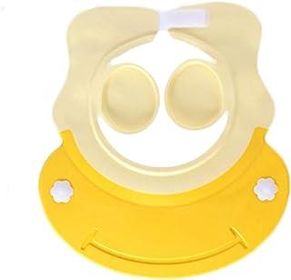 Sanwood Baby-//Kinder-Shampooschutz f/ürs Baden und Duschen zum Haarewaschen einstellbar