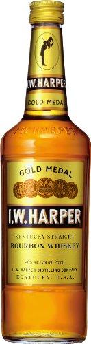 I.W.ハーパーゴールドメダル[ウイスキーアメリカ合衆国700ml]