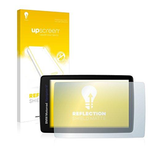 upscreen Entspiegelungs-Schutzfolie kompatibel mit BMW Motorrad Navigator VI – Anti-Reflex Displayschutz-Folie Matt
