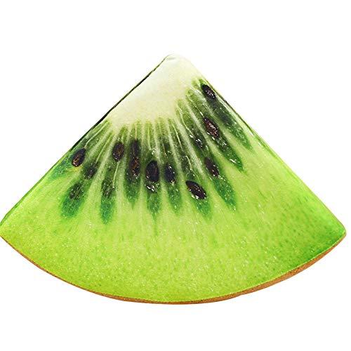 Duomu - Cojines 3D en forma de frutas, cojines de sofá, peluches en forma de frutas personalizados, decoración de interior, regalo para niños