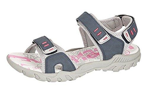 PDQ - Sandali rosa e grigi da donna, sandali da...