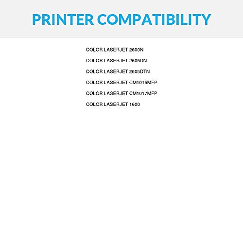 Speedy Inks Remanufactured Toner Cartridge Replacement for HP 124A (Magenta) Photo #2