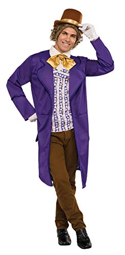 Best willy wonka costume