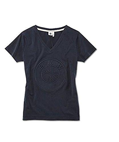 Original BMW T-Shirt Logo Exklusives Branding Prima-Baumwolle + Gratis BMW Einkaufschip 80142454549 (M)