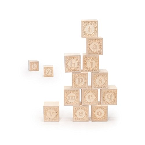 vintage alphabet blocks - 2