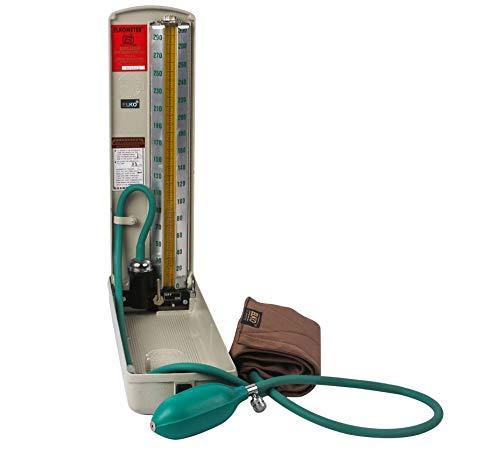 ELKO EL-320 ELKOMETER Deluxe Mercury Sphygmomanometer/Mercury Blood Pressure Monitor