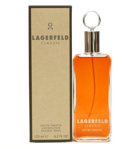 Karl Lagerfeld Classic 125 ml Eau de Toilette Spray für Herren