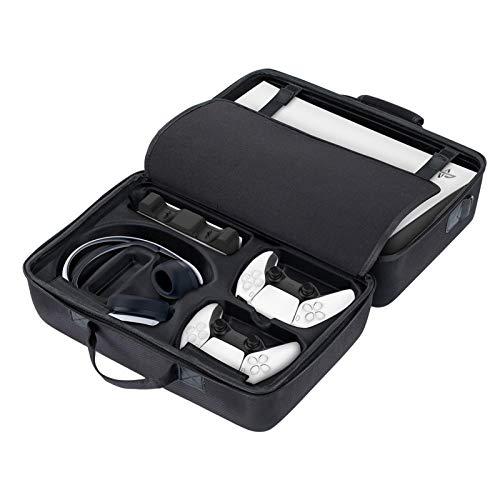Bolsa De Almacenamiento para PS5, Funda Protectora para PS5, Bolsa Impermeable para Playstation 5, Almacenamiento A Prueba De Golpes para El Controlador PS5