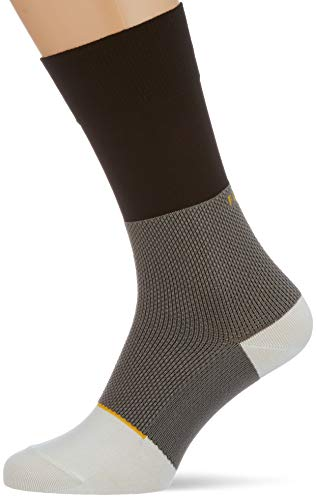 FALKE Unisex Nature Force Socken, schwarz (Black 3000), 44-45