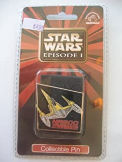 Star Wars Episode 1 Naboo Starfighter Collectible Pin
