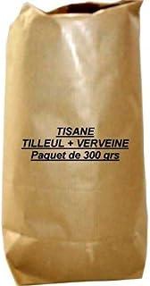 TISANE Tilleul Verveine paquet de 300 G