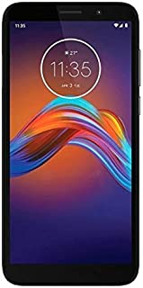 Motorola Moto E6 Play XT2029-1 32GB Unlocked GSM Dual SIM Phone w/ 13MP Camera - Steel Black