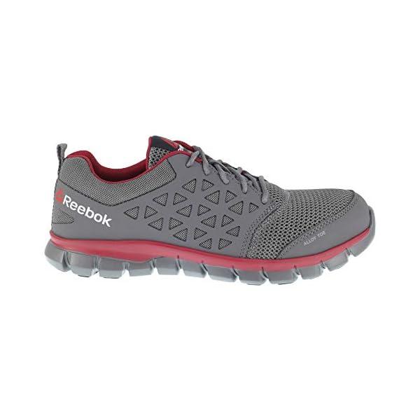 Reebok Work Men's Sublite Cushion Safety Toe Athletic Work Shoe
