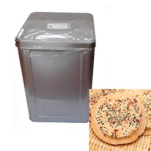 【南部煎餅 宇部煎餅】こわれミックス煎餅 一斗缶 2.2kg入り【岩手】【伝統の味】