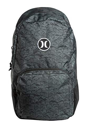 Hurley U Bloke Printed Backpack Mochilas, Hombre, Light Carbon, 1SIZE