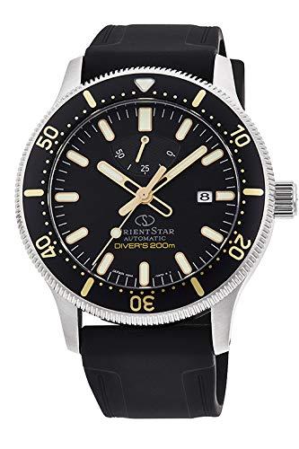 [オリエント時計] 腕時計 オリエントスター スポーツ ダイバー 200m防水本格ダイバーモデル(ISO準拠) パワ...