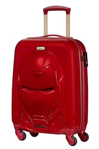 Samsonite Disney Ultimate 2.0 - Equipaje de Mano, 55 cm, 35.5 l, Rojo (Iron Man Red)