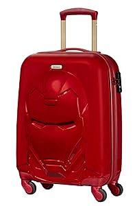 Samsonite Disney Ultimate 2.0 - Equipaje de Mano, 55 cm, 35.5 l, Rojo (Iron Man Red)