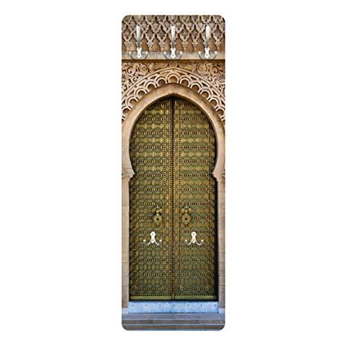 Bilderwelten Appendiabiti - Oriental Gate 139x46x2cm, Appendiabiti a Muro, Appendiabiti da Muro, Appendiabiti da Parete, Appendiabiti Design, Dimensione: 139cm x 46cm