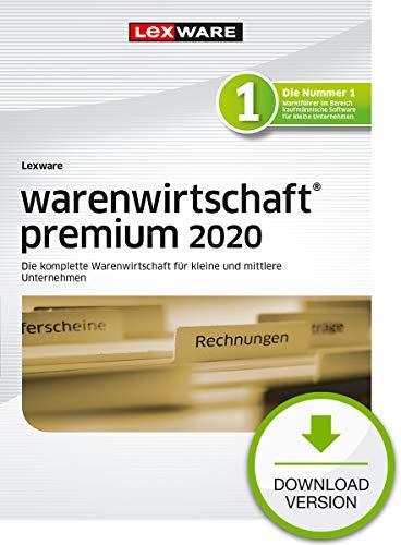 warenwirtschaft premium 2020 Download Jahresversion (365-Tage) | PC | PC Aktivierungscode per Email