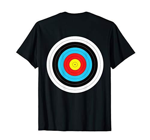 (Print on Back) Funny Archery Targe…