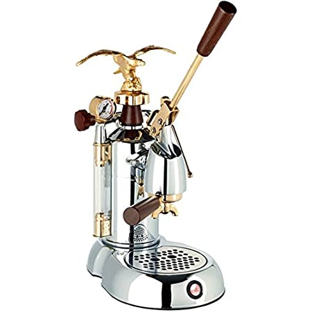 Handhebel Espressomaschinen