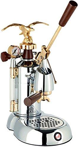la Pavoni Expo 2015 EXP freie Installation für verchromte Espressomaschine, 1,6 l, 16 Tassen, Semi-Automatik