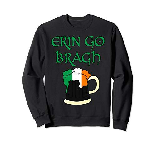 Erin Go Bragh Ireland Irish irland irisch Keltisch Bierkrug Sweatshirt