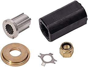 Quicksilver 835257Q1 Flo-Torq II Hub Kit - for Mercury 135-300 HP, Mercruiser Alpha/Bravo One Drives