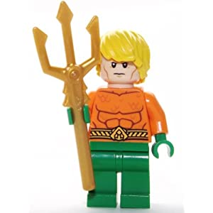 LEGO® Superheroes™ Aquaman - from set 76000 4