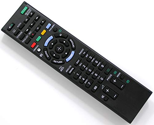 Ersatz Fernbedienung for Sony TV | KDL-40W905A | KDL-42W802A | KDL-42W805A | KDL-42W807A | KDL-42W808A | KDL-42W809A |
