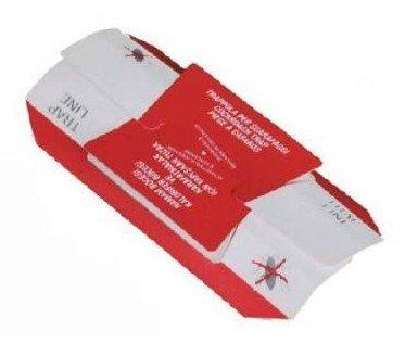 TRAP LINE - CARTONCINO met ATTRACTIVITEIT EN FOMONE VOOR MONITORAATIE EN ZWARTE EN andere strepen - 25 verpakking
