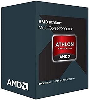 AMD Athlon X4 870K Black Edition with Thermal Solution 3.9 4 Socket FM2+ AD870KXBJCSBX