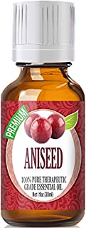 Aniseed (30ml) 100% Pure, Best Therapeutic Grade Essential Oil - 30ml / 1 (oz) Ounces
