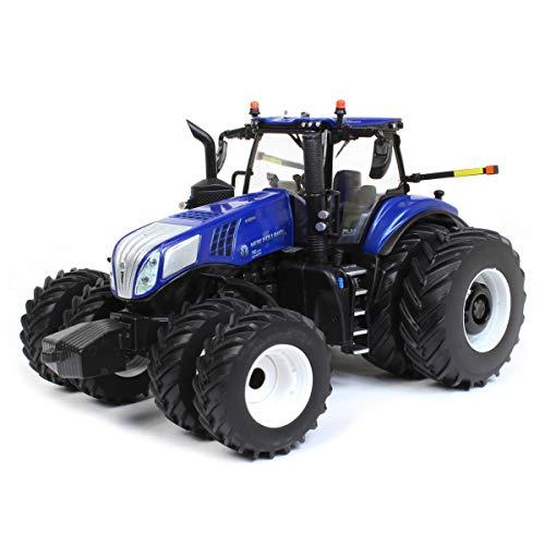 ERTL 1/32 Prestige Series New Holland T8.435 Blue Power with Duals All Around 13935 -  ERT13935