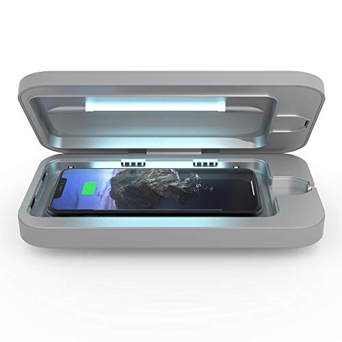 PhoneSoap Wireless UV Smartphone Sanitizer Box Review