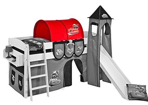 Lilokids Tunnel Disney Cars - für Hochbett, Spielbett und Etagenbett
