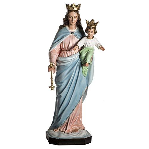 Holyart Virgen María Auxiliadora de Resina de 130cm
