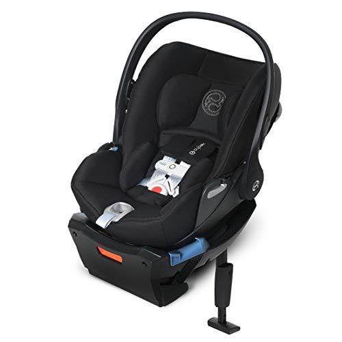 Cybex Cloud Q SensorSafe Infant Car Seat in Stardust Black